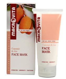 Macrovita Face Mask Hydration-Luminosity-Tightening