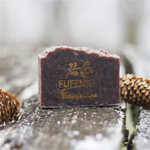 Fufenka Manufaktúra Csokis-Kávés Érzékek Csábítása Szappan