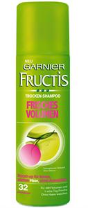 Fructis Frisches Volumen Szárazsampon