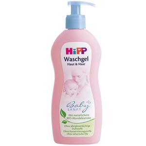 Hipp Waschgel Bőr & Haj
