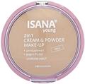 Isana Young 2in1 Antibakteriális Krémpúder