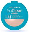 Miss Sporty So Clear Antibakteriális Púder