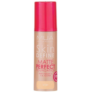 Makeup Academy Skin Define Matte Perfect Foundation