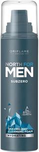 Oriflame North for Men Subzero 2:1 Borotvahab és Arctisztító