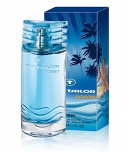 Tom Tailor Ocean For Man EDT