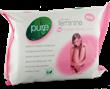 Pure Intimate Feminine Nedves Törlőkendő