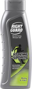 Right Guard Deodorising Xtreme Sports Tusfürdő