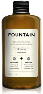 Fountain The Geek Molecule