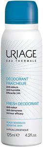 Uriage Deo Izzadásszabályozó Dezodor Spray