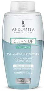 Afrodita Clean Up Hyaluron 2 Fázisú Szemfesték Lemosó