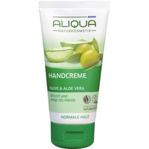 Aliqua Handcreme Olive & Aloe Vera