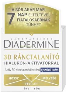 Diadermine 3D Ránctalanító Éjszakai Krém
