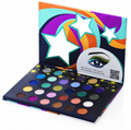 BH Cosmetics Eyes On The '70S Eyeshadow Palette