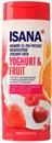 Isana Yoghurt & Fruit Krémtusfürdő