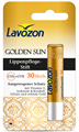 Lavozon Golden Sun Ajakbalzsam SPF30