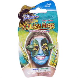 Montagne Jeunesse Anti Stress Totes Meer Schlamm Maske