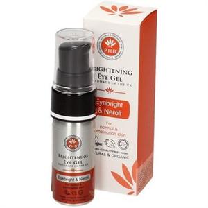 PHB Ethical Beauty Brightening Organic Eyebright & Neroli Szemkörnyékápoló Gél