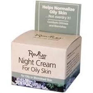 Reviva Night Cream For Oily Skin
