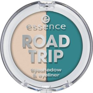 Essence Road Trip Eyeshadow&Eyeliner