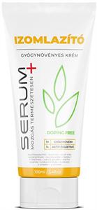 Serum+ Gyógynövényes Izomlazító Krém