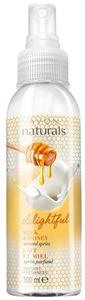 Avon Naturals Tej és Méz Testpermet