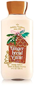 Bath & Body Works Ginger Bread Latte Body Lotion