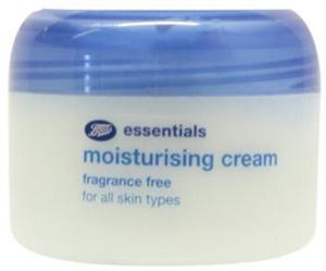 Boots Essentials Fragrance Free Moisturizing Cream
