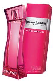 hot sales 6dde0 dde6d Bruno Banani Pure Woman EDT