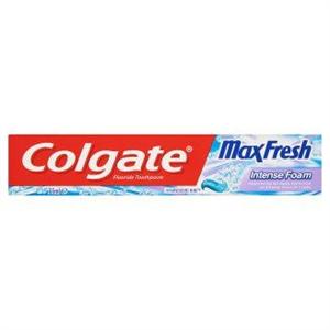 Colgate Max Fresh Intense Foam Fogkrém