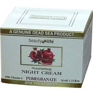 Beauty Life Pomegranate Nourishing Night Cream