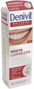 Denivit White Luminizer Fehérítő Fogkrém