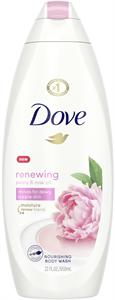 Dove Renewing Peony & Rose Oil Tusfürdő