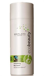 Oriflame Ecobeauty Bőrkisimító Nappali Krém