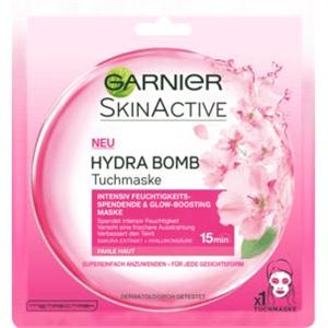 Garnier Skinactive Hydra Bomb Sakura Szövetmaszk