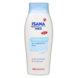 Isana Med Körperlotion (régi)