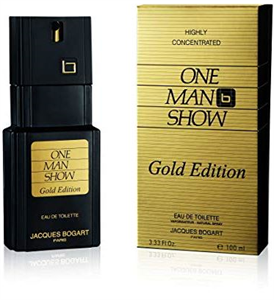 Jacques Bogart One Man Show Gold Edition EDT