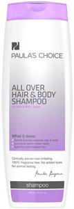 Paula's Choice All Over Hair&Body Shampoo