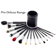 Blank Canvas Cosmetics Pro Deluxe Brush Set (15 Pieces)