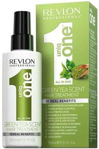 Revlon Professional Uniq One Green Tea Scent Hair Treatment