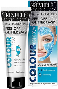 Revuele Bio-Regulating Peel Off Glitter Mask