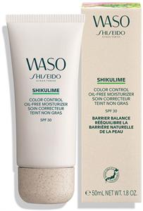 Shiseido Waso Shikulime Color Control Oil-Free Moisturizer SPF30