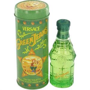 Versace Green Jeans