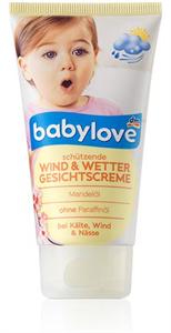Babylove Wind & Wetter Gesichtscreme (régi)