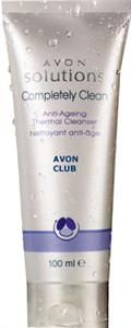 Avon Solutions Termál Ránctalanító Arcpakolás