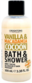 Creightons Vanilla and Macadamia Bath & Shower Tusfürdő