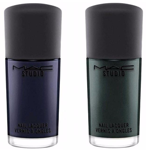 MAC Dark Desires Studio Nail Lacquer