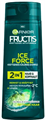 Garnier Fructis Ice Force Lime 2In1 Sampon