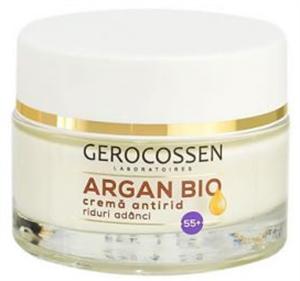 Gerocossen 55+ Argan Bio Ránctalanító Krém