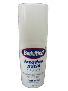 BodyMed Izzadásgátló Spray for Men