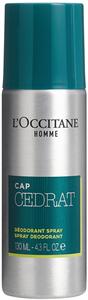 L'Occitane Cap Cédrat Spray Deodorant